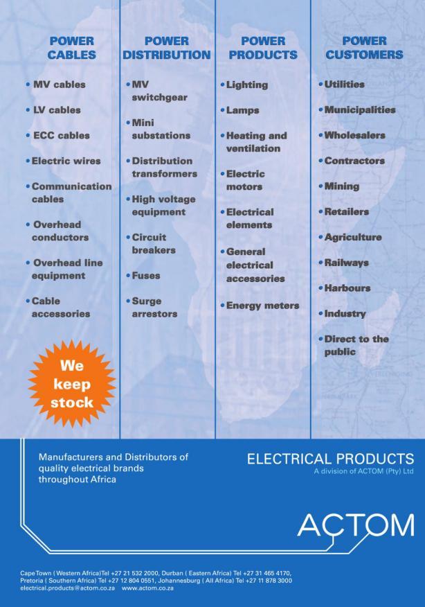 ESI Africa Issue 4 2012