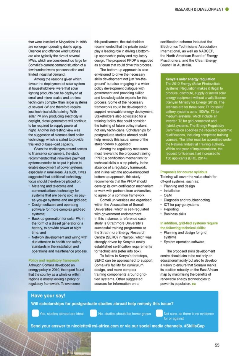 ESI Africa Issue 5 2017