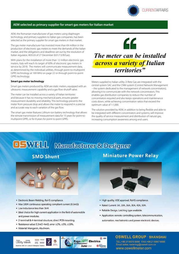 Metering International Issue 2 2015