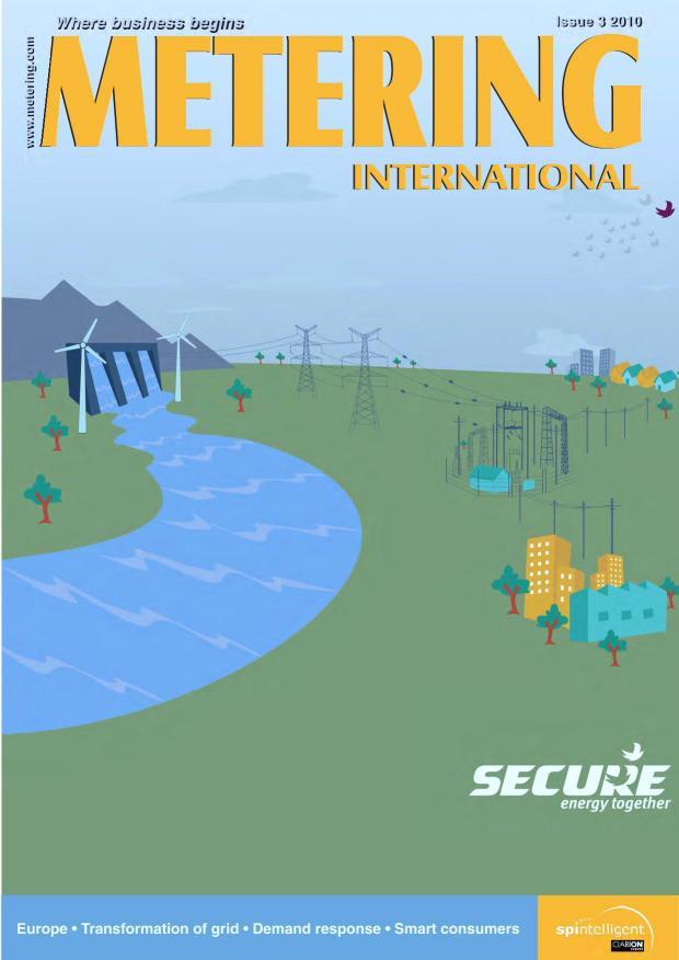 Metering International Issue 3 2010 on