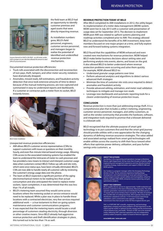 Metering International Issue 4 2011