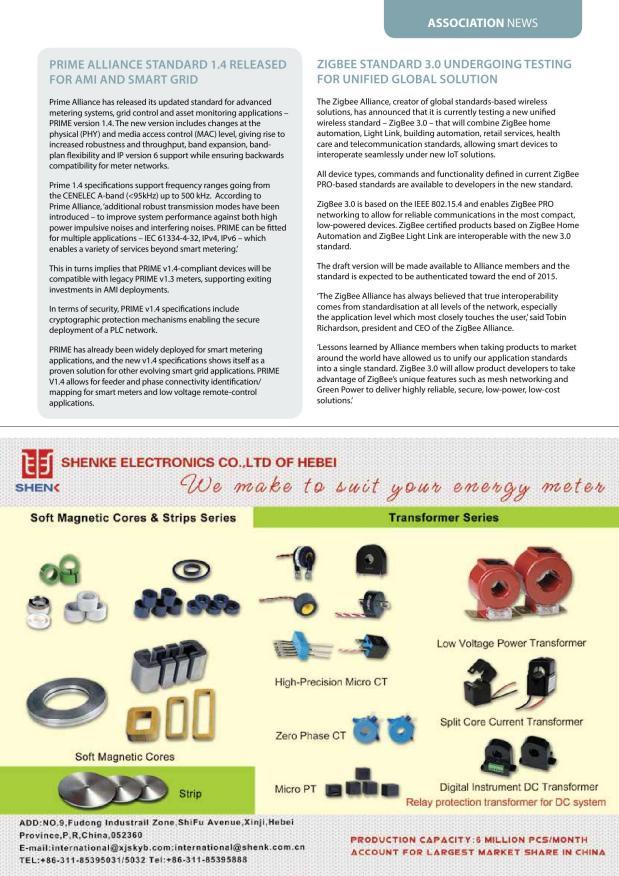 Metering International Issue 6 2014
