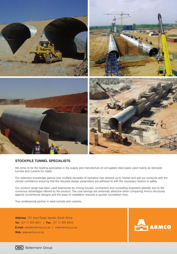 Mining Review Africa Issue 3 2015