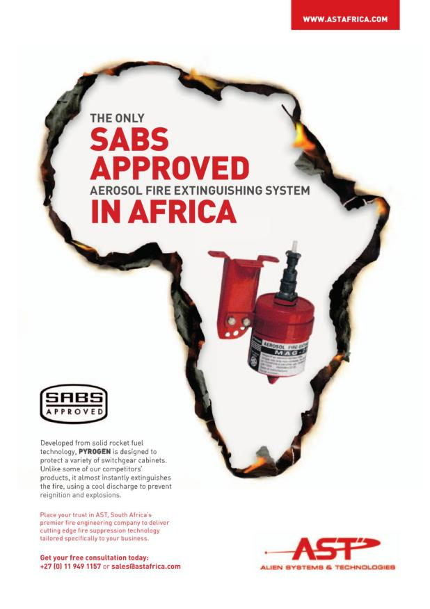 Mining Review Africa Issue 5 2015
